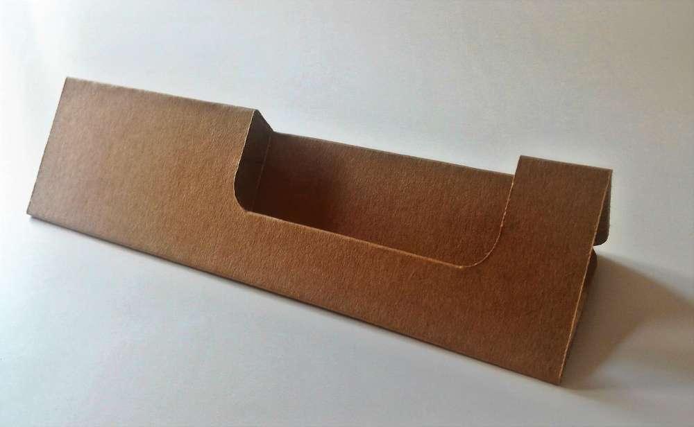 Porte Cartes De Visite En Carton Kraft